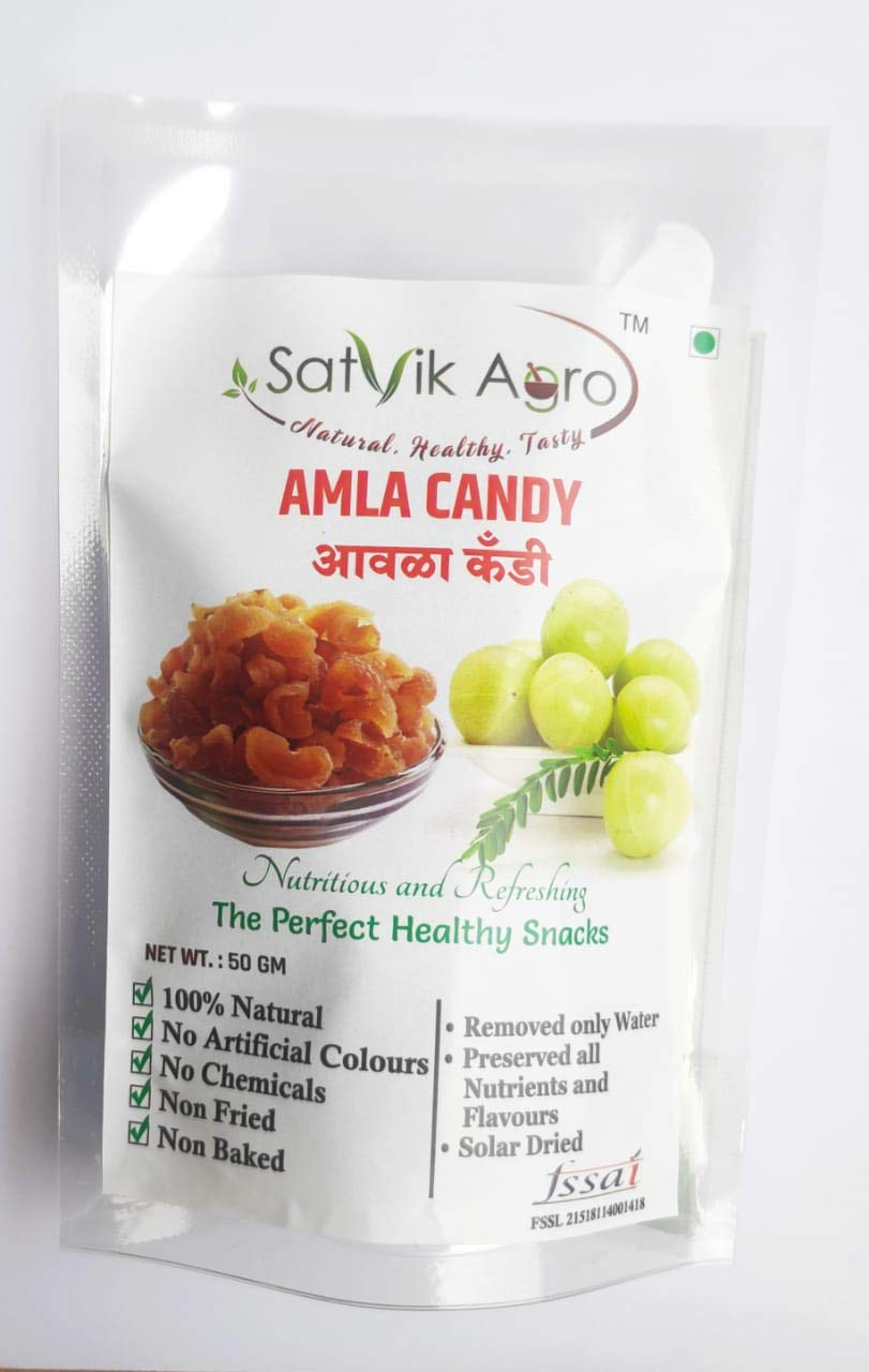 Amla Candy (Spicy & Sweet) 100gm