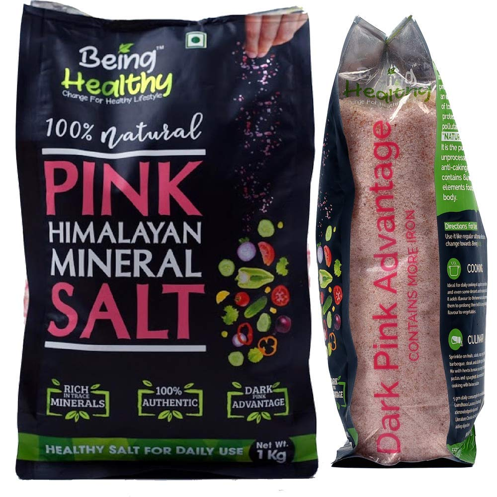 Himalayan Pink Salt 95gm